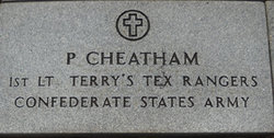 P Cheatham