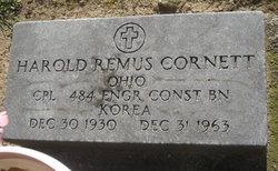 Harold Remus Cornett