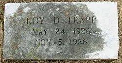 Roy D Trapp