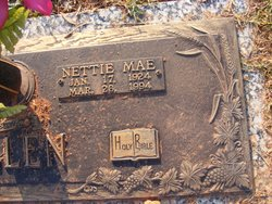 Nettie Mae <i>Crane</i> Allen