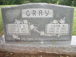 Edna Bertha <i>Bell</i> Gray
