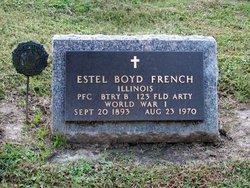 Estel Boyd French