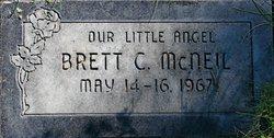 Brett C McNeil