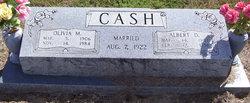 Albert D. Cash