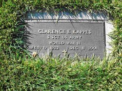Clarence E Kappes