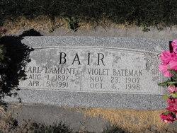 Earl LaMont Bair