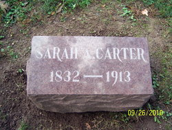 Sarah A. Carter