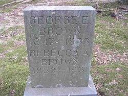 George Edgar Brown