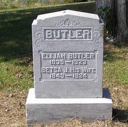 Betsa Jane <i>Stinson</i> Butler