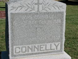 Annie E <i>Ford</i> Connelly