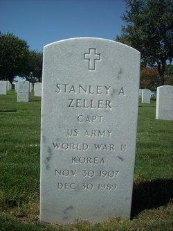 Stanley A Zeller
