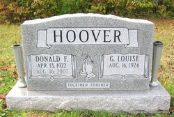 Donald F. Hoover