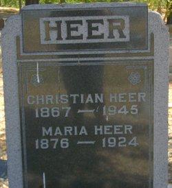 Christian Heer