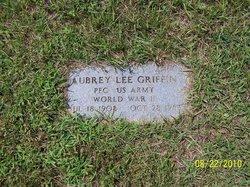 Aubrey Lee Griffin