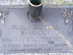 Flora Elizabeth <i>Helms</i> Barefoot