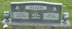 Odil Zirkle Allen