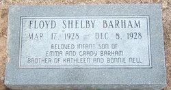 Floyd Shelby Barham