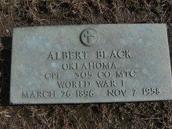 Corp Albert Black