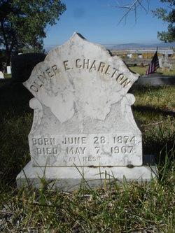 Oliver E Charlton