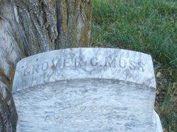 Grover C Moss