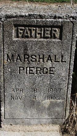 Marshall Robert Pierce