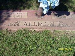 William Lenard Allmon