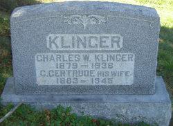 Clara Gertrude <i>McIndoe</i> Klinger