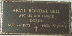 Arvil Rondal Bell
