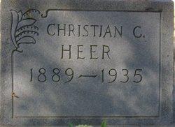Christian C. Heer