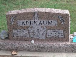 Emma Aonety Apekaum