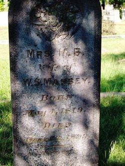 Margaret Benigna <i>Polk</i> Massey