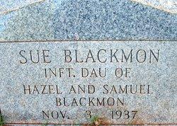Sue Jane Blackmon
