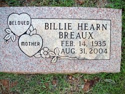 Billie <i>Hearn</i> Breaux