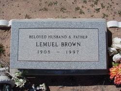 Lemuel A. Brown