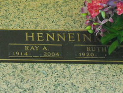 Ray August Henneinke