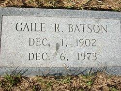 Gaile R Batson