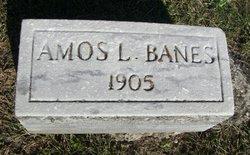Amos L. Banes