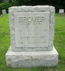 Ethel <i>Grover</i> Foster