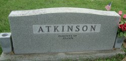 James Loyd Atkinson