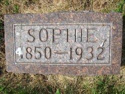 Sophie Johanna <i>Olson</i> Anderson