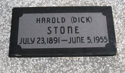 Harold Tiffen Dick Stone