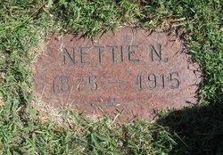 Nettie Nora <i>Savage</i> Lacey