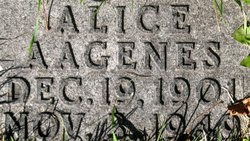 Alice <i>Matson</i> Aagenes