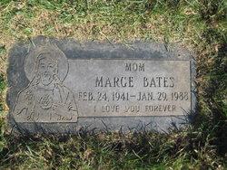 Margaret L Margie <i>Kelly</i> Bates