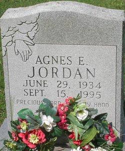 Agnes E. Jordan