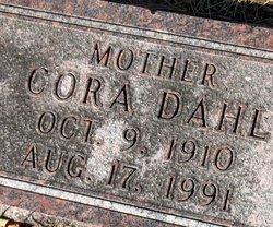 Cora <i>Hagy</i> Dahl