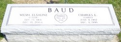 Wilma Elsaline <i>Fuller</i> Baud