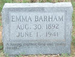 Emma <i>Pickett</i> Barham