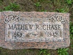 Mathew R Chase