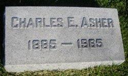 Charles E Asher